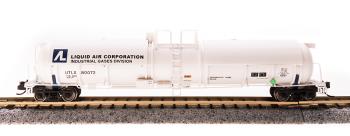 Cryogenic Tank Car Liquid Air Corporation