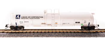Cryogenic Tank Car Liquid Air Corporation 2pk