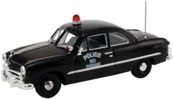 1950 Ford 2-Door Coupe (Chicago Police Dept.)