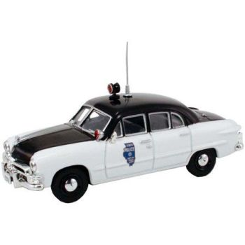 1950 Ford 4-Door Sedan (Illinois State Police)