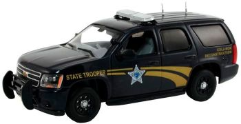 Chevy Tahoe - Oregon State Police