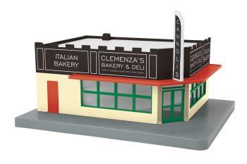 Clemenza's Bakery Single Story Opposite Corner Store