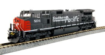 GE C44-9W Southern Pacific #8104  w/ Ready to Run DCC