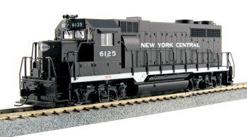 EMD GP35 Phase Ia w/o DB - New York Central #6125