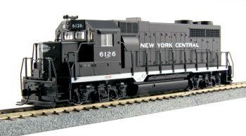 EMD GP35 Phase Ia w/o DB - New York Central #6126