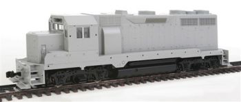 EMD GP35 Phase Ia - Undecorated* (Includes Dynamic and Non-Dynamic brake hatch parts)