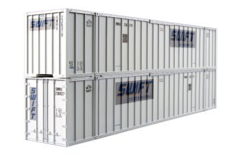 """Swift 53"""" Containers x 2   236310, 236927"""