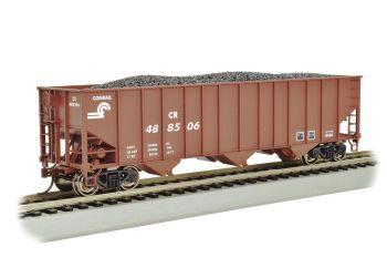 Conrail #488506 - Beth Steel 100 Ton 3-Bay Hopper