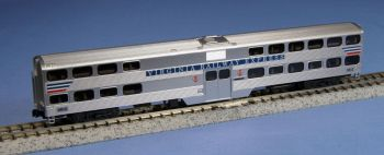 Nippon Sharyo Gallery Bi-Level Coach Virginia Railway Express #V812**