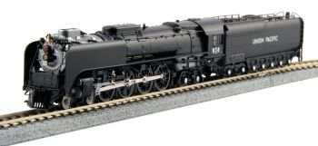 4-8-4 FEF-3 Union Pacific #838 - Freight version