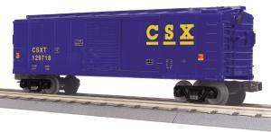 40' Steel BoxCar - CSX  #129718