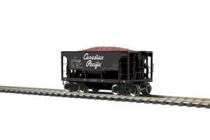 70-Ton Center Discharge Ore Car - Canadian Pacific  #377120