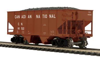 USRA 55-Ton Steel Twin Hopper Car - Canadian National  #116522