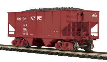 USRA 55-Ton Steel Twin Hopper Car - Union Pacific  #88812