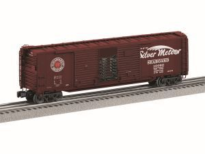 50' Double Door Boxcar - Seaboard