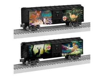 Bambi 75th Anniversary Boxcar - Limited Edition