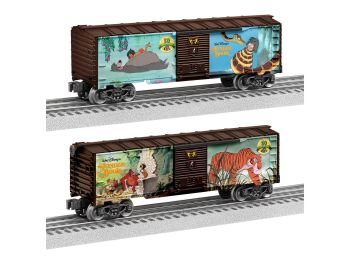 The Jungle Book 50th Anniversary Boxcar Limited Edition