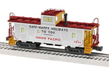 Union Pacific Safety CA-4 Caboose #3830