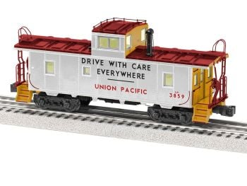 Union Pacific Safety CA-4 Caboose #3859