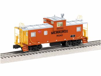 CupolaCam Milwaukee Road Extended Vision Caboose #992303