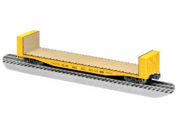 50' Bulkhead Flatcar Frisco #4052