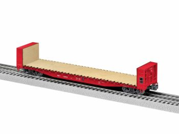 50' Bulkhead Flatcar MKT #13912