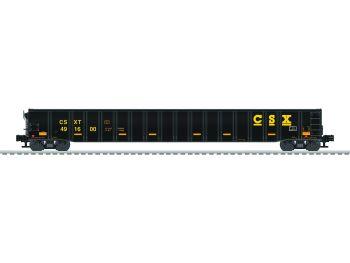 65' Mill Gondola - CSX #491600