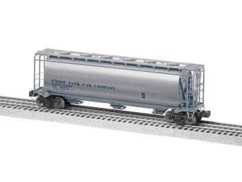 Cylindrical Covered Hopper - Union Tank Car #44094