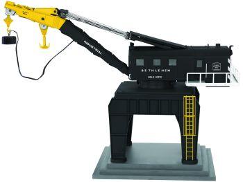 Command Control Trackside Crane - Bethlehem Steel
