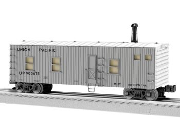 Kitchen Car Union Pacific #903675 with Sound