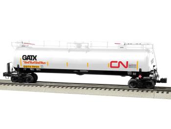 Canadian National Tank Train Intermediate Car #79121
