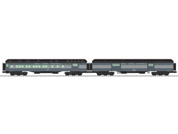 New York Central Baggage / Combine 2 Pack (nos. 8650, 252)
