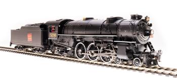 Heavy Pacific 4-6-2, CN #5300, Paragon3 Sound/DC/DCC