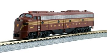 E8A Diesel PRR #5898/Tuscan 5-Stripe