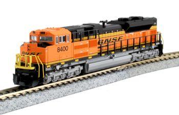SD70ACe Diesel BNSF #8400/Swoosh