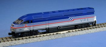 MP36PH Virginia Railway Express #V52** w/ DCC Installed