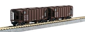 ACF Covered Hopper 8-Car Set