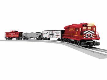 Lehigh Valley U36B Freight LionChief Set w/ Bluetooth