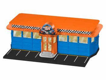 Hot Wheels Crash City Cafe