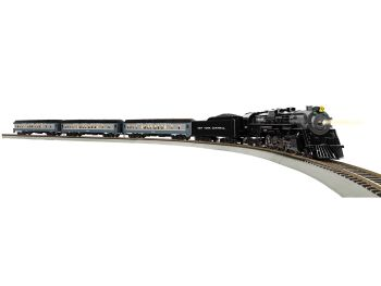 New York Central Waterlevel Limited HO Set