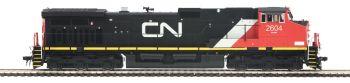 Dash-9 Diesel CN #2604 DCC Ready