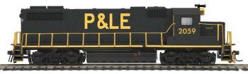 GP38-2 Diesel P&LE #2059 Proto Sound 3.0