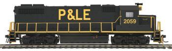GP38-2 Diesel P&LE #2060 DCC Ready