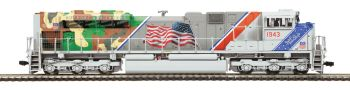 SD70ACe Diesel Union Pacific  #1943 DCC Ready