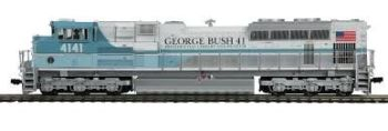 SD70ACe Diesel Union Pacific George Bush #4141 DCC Ready