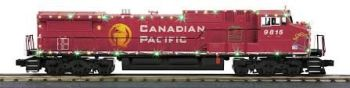 Dash-8 Canadian Pacific #9815Proto Sound 3.0 /LED Lights
