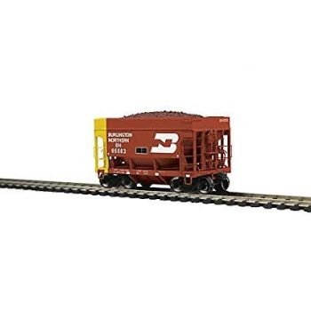 70-Ton Center Discharge High Extension Ore Car - BN #95583