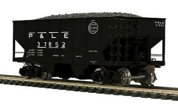USRA 55t 2-Bay Hopper P&LE #37852