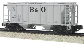 Ps-2 Hopper Car - Baltimore & Ohio #600158
