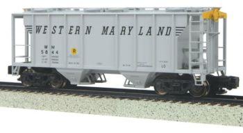 Ps-2 Hopper Car - Western Maryland #5844